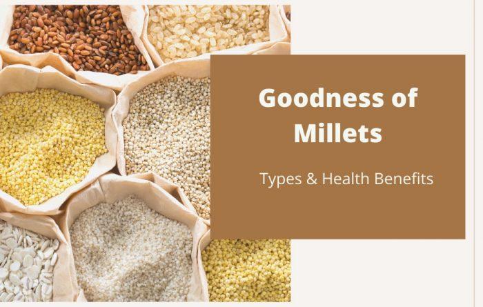 organic millets benefits