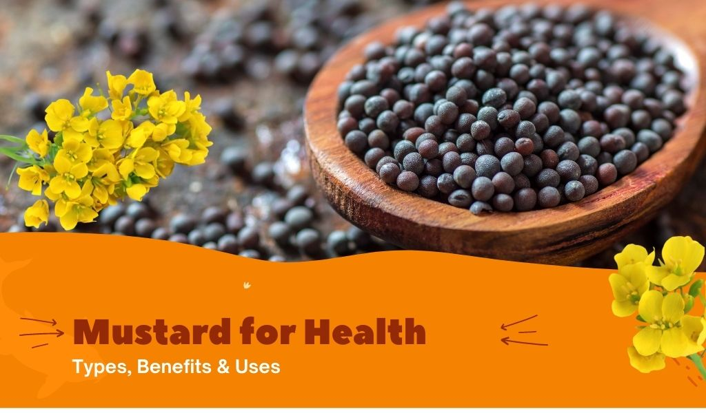 Mustard for Health