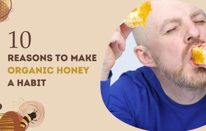 organic Honey Health Benefits